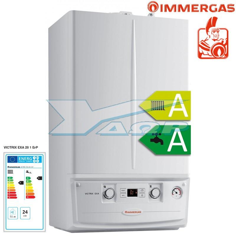 Λέβητας Immergas Victrix EXA 32 ErP Συμπύκνωσης Αερίου