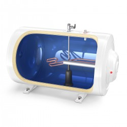 Tesy BiLight 100 Δαπέδου (GCHF 100 44 40 B12 R) Ηλεκτρικός Θερμοσίφωνας