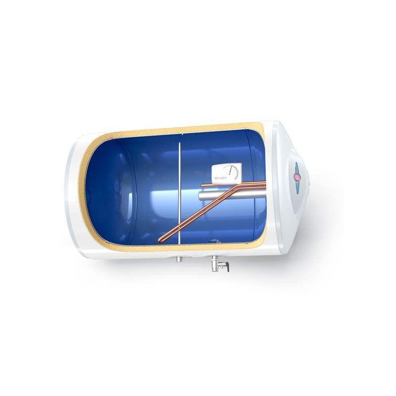 Tesy BiLight 80 H Οριζόντιος (GCH 80 44 40 B12 TR) Ηλεκτρικός Θερμοσίφωνας