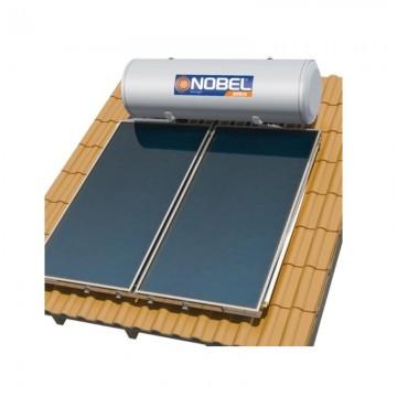 Nobel Aelios 300/4m2 (ALS) Glass Τριπλής Ενέργειας Κεραμοσκεπής Ηλιακός θερμοσίφωνας