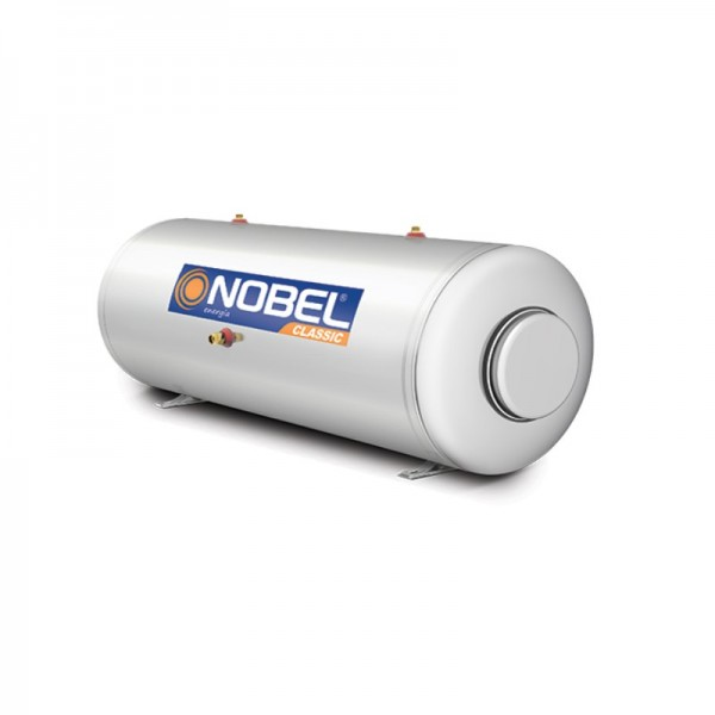 Nobel Classic 120/2m2 Inox Διπλής Ενεργείας Ηλιακός θερμοσίφωνας