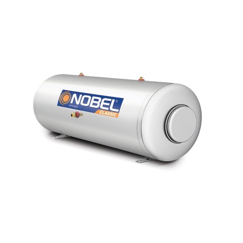 Nobel Classic 120/2m2 Inox Διπλής Ενεργείας Κεραμοσκεπής Ηλιακός θερμοσίφωνας