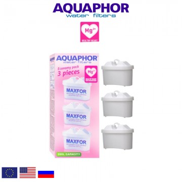 Aquaphor B100-25 Mg+ Maxfor ( 3 τεμαχίων )