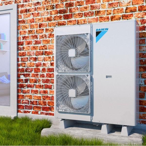 Daikin Altherma EDLQ014CV3 Αντλία Θερμότητας