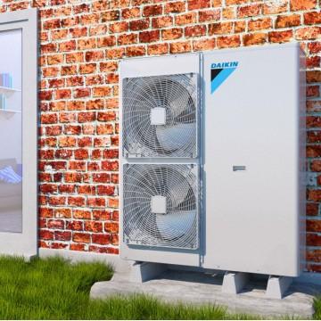 Daikin Altherma EBLQ011CV3 Αντλία Θερμότητας
