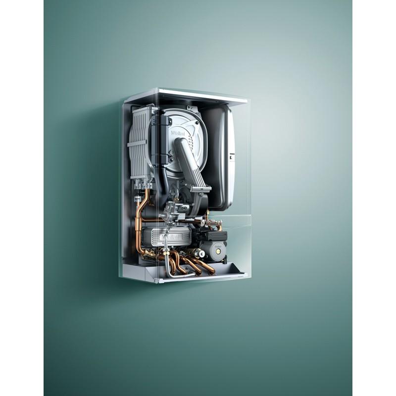 Λέβητας Vaillant ecoTEC VUW Plus 346/5-5 Συμπύκνωσης Αερίου