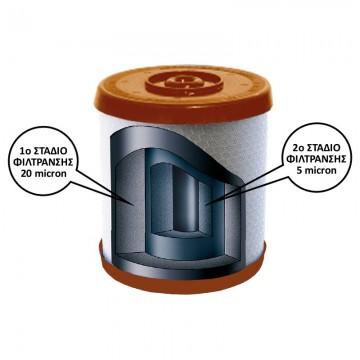 Aquaphor B515-13 CarbonBlock 5 micron