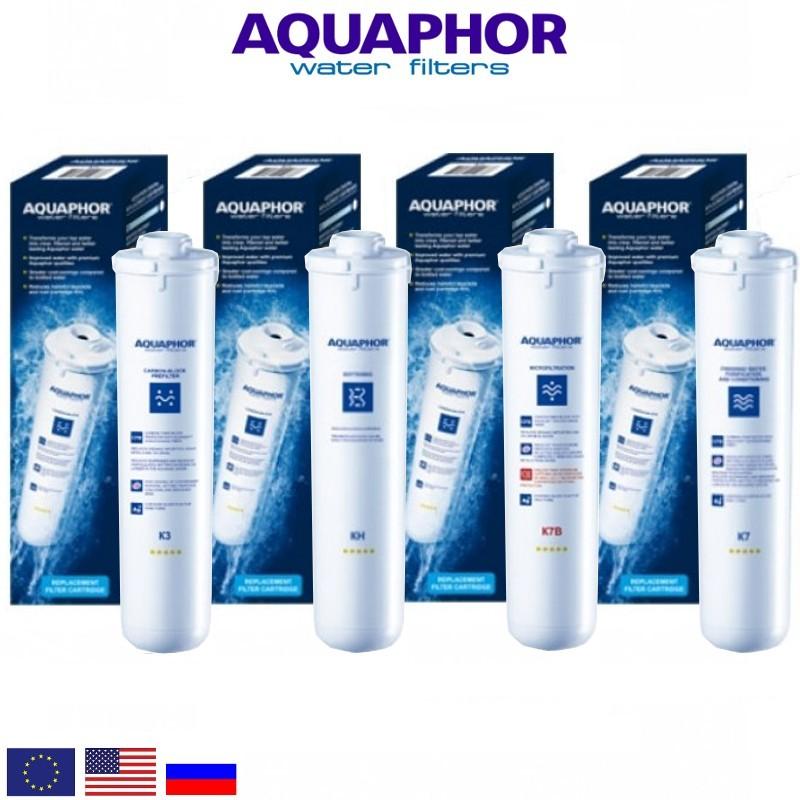 Aquaphor Crystal Quadro Replacement Set
