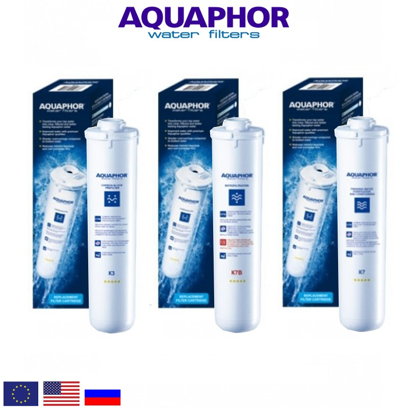 Aquaphor Crystal Eco Replacement Set