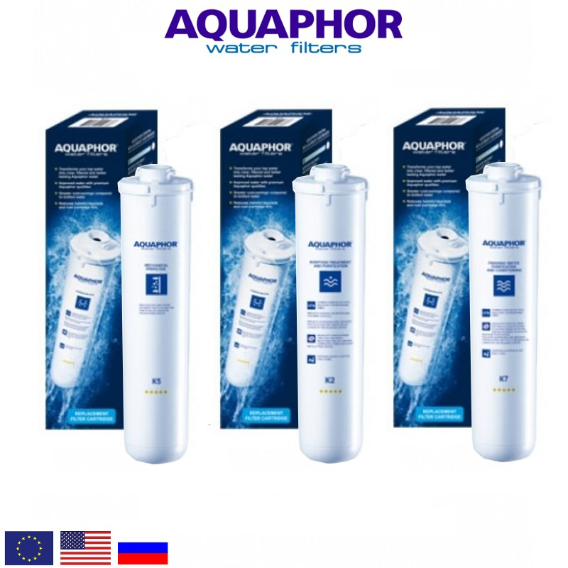 Aquaphor Crystal A Replacement Set