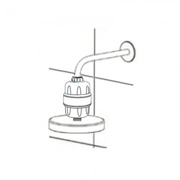 Ionfilter Shower Filter