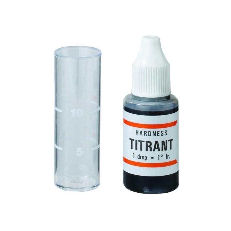 Τεστ σκληρότητας TITRANT 15cc