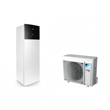 Daikin Altherma EHVX08S23D9W / ERGA08DV Αντλία Θερμότητας με Ενσωματωμένο Μπόιλερ