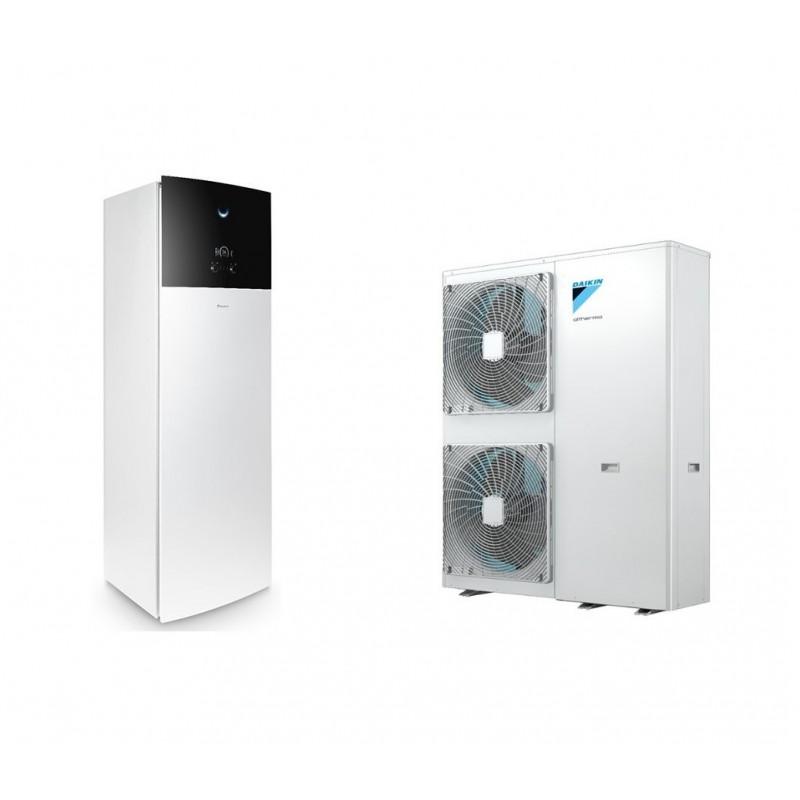 Daikin Altherma EAVX16S23D6V / EPGA16DV Αντλία Θερμότητας με Ενσωματωμένο Μπόιλερ