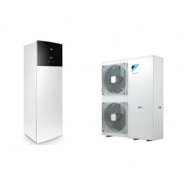 Daikin Altherma EAVX16S23D9W / EPGA14DV Αντλία Θερμότητας με Ενσωματωμένο Μπόιλερ