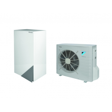 Daikin Altherma EHBH08CB9W / ERLQ008CV3 Αντλία Θερμότητας