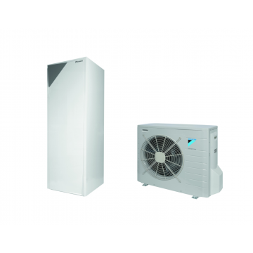 Daikin Altherma EHVX08S18CB3V / ERLQ008CV3 Αντλία Θερμότητας με Ενσωματωμένο Μπόιλερ