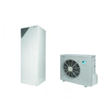 Daikin Altherma EHVX08S26CB9W / ERLQ006CV3 Αντλία Θερμότητας με Ενσωματωμένο Μπόιλερ