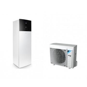 Daikin Altherma EHVH08S18D9W / ERGA08DV Αντλία Θερμότητας με Ενσωματωμένο Μπόιλερ